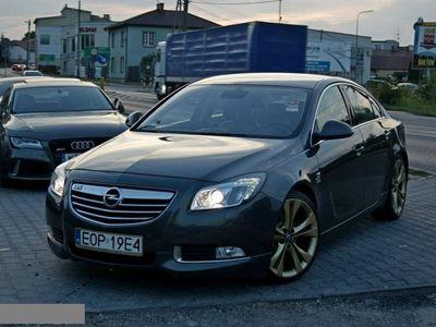 używany Opel Insignia 2dm 220KM 2010r. 263 000km
