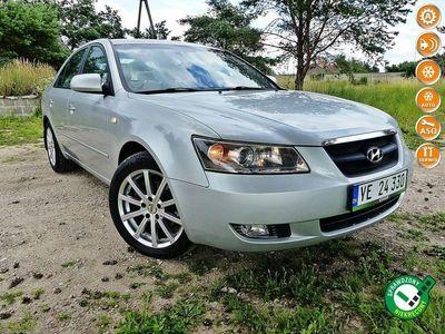 używany Hyundai Sonata 3.3 V6*Climatronic*Alu*Welur*Pełna Elektyka*Roleta*Super Stan*ZOBACZ!! IV (2005-)