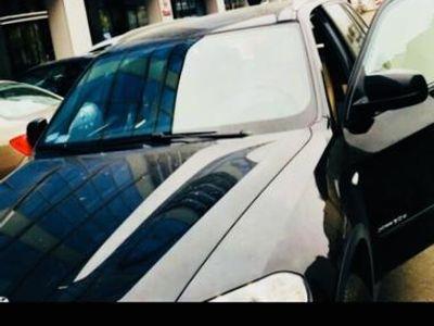 używany BMW X5 przebieg tylko 75000 km czarny,salon Polska