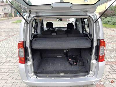 używany Fiat Qubo krajowy, pierwszy właściciel, F-Vat 23%
