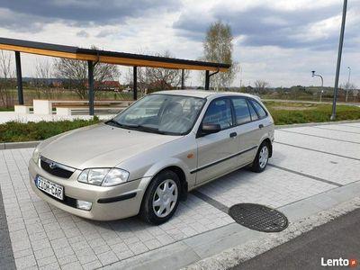 używany Mazda 323F 323F1.3 benzyna + klima 2 komplety kół III (1998-2003)