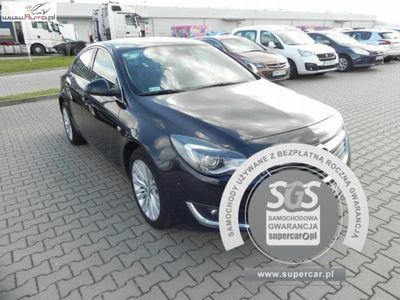 używany Opel Insignia Insignia 2dm3 163KM 2015r. 179 615km2.0CDTI 2015r., FV 23%, Gwarancja!!