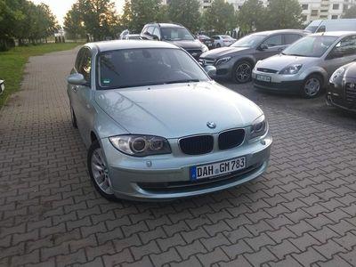 używany BMW 120 2dm 140KM 2007r. 170 000km