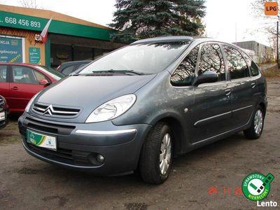 używany Citroën Xsara Picasso 1.6 110 KM LPG Klima