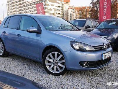 używany VW Golf VI 2009 101 000 km Benzyna Kompakt