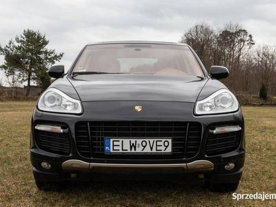 używany Porsche Cayenne GTS CayenneS TURBO S ZAMIANA
