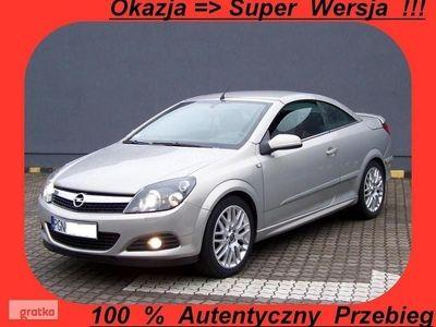 używany Opel Astra Cabriolet H III 1,8 IRMSCHER XENONY KLIMA ESP KOMPUTER SKÓRA 4xELEK-SZYBY