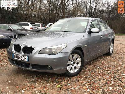 używany BMW 520 2.2dm3 170KM 2003r. 232 000km 2.2 benzyna 170km Manual Sedan Skóra Navi Możliwa Zamiana !