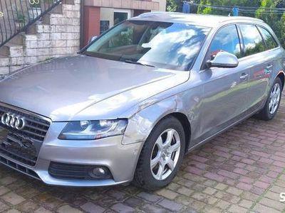 używany Audi A4 B8 2.0 cr