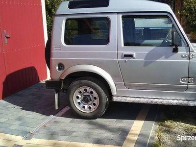 używany Suzuki Samurai 1,3 benzyna