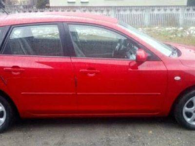 używany Mazda 3 cała na części