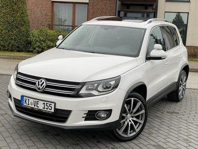 używany VW Tiguan 2dm 150KM 2012r. 177 264km