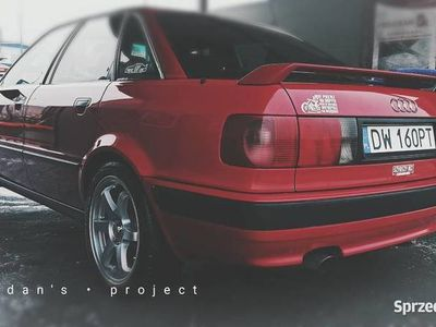 używany Audi 80 B4 2.0 ABT +LPG w automacie oczko w głowie.