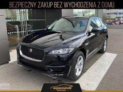 używany Jaguar F-Pace Prestige 2.0 I4D AWD (180KM) | PRESTIGE +Panorama + Connect Pro + Na