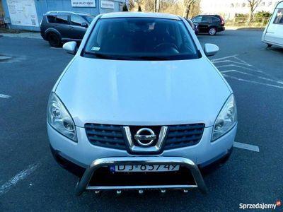 używany Nissan Qashqai 2dm3 142KM 2007r. 166 000km 4X4 Klimatronik 6 biegowy