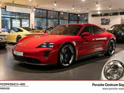 używany Porsche Taycan 4S