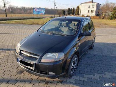 używany Chevrolet Kalos 2007