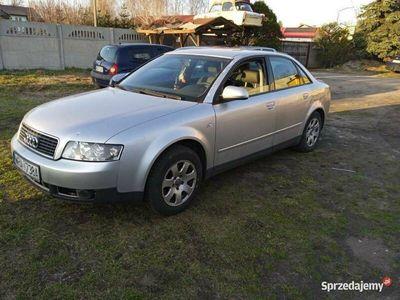 używany Audi A4 b6##2.0LPG##automat##okazja