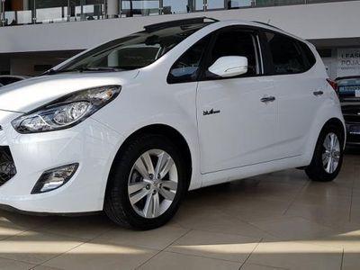 gebraucht Hyundai ix20 PREMIUM 1.4 CRDI 90KM Nav