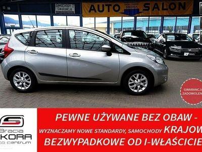 używany Nissan Note E12 GWARANCJA I-wł Kraj Bezwypadkowy FV vat 23%