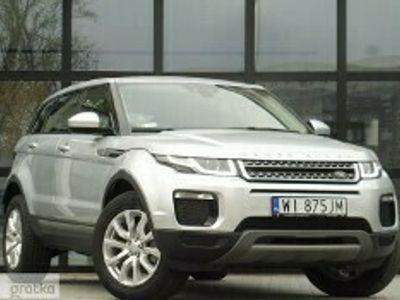 używany Land Rover Range Rover evoque 2.0T!D4! 180KM! SE! aut! Z polskiego salonu! Faktura vat!