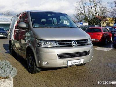 używany VW Caravelle 2012 rok beżowy