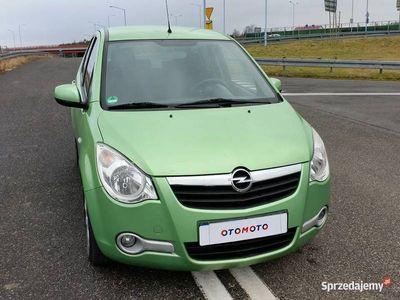 używany Opel Agila 1.2B KLIMA