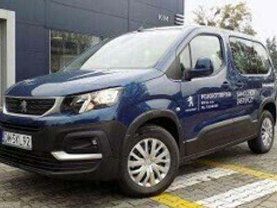 używany Peugeot Rifter 1.5 HDi Active+ 100KM/Demo/Aut.Klima/Bogato wyposażony