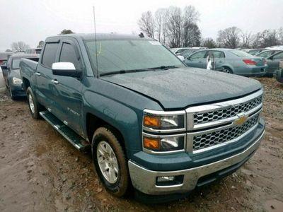 używany Chevrolet Silverado 5.3dm 315KM 2013r. 130 200km