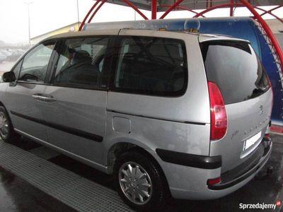 używany Peugeot 807 2,2 HDI 8 miejscowy