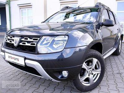 używany Dacia Duster I 1.6 114KM/Klima/1 Ręka/Serwisowany/Jak Nowy/ GWARANCJA TECHNICZNA/
