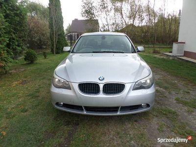 używany BMW 525 e60 d 2004r Angilk Sprawny Polecam!!!