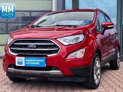 używany Ford Ecosport II TITANIUM *gwarancja fabryczna*polski salon*kamera cofania*