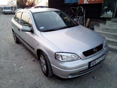 brugt Opel Astra 1.6dm3 101KM 1998r. 266 000km 1998r 1,6 16V Klima Gaz Tanio Wawa