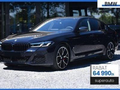 używany BMW 520 SERIA 5 VII (F90) 520 MSPORT 2.0 d xDrive (190KM) M-Sport| Live Cockpit Profess