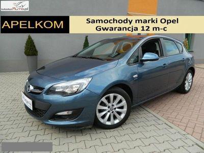 używany Opel Astra 1.4dm 140KM 2014r. 56 200km