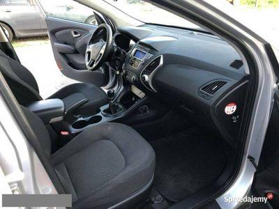 używany Hyundai ix35 2dm 136KM 2010r. 165 000km