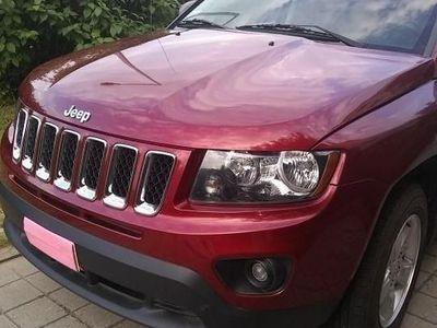 used Jeep Compass II