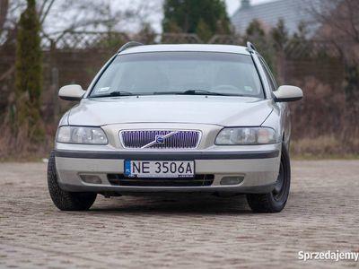 używany Volvo V70 LPG 2.4
