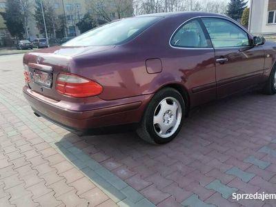 używany Mercedes CLK200 Elegance