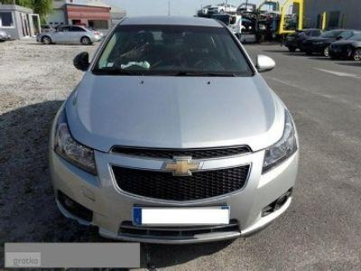 używany Chevrolet Cruze 2.0 CRDi 150 KM Klimatronic Alufelgi Parktronic Zadbany!