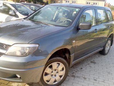 używany Mitsubishi Outlander 2dm3 2003r. 200 000km 2.0 Benzyna.Oryginalny.Tanio 6900