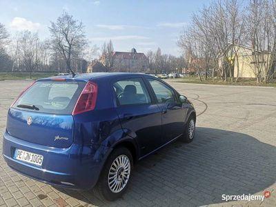 używany Fiat Grande Punto 1,2 benzyna 2008r