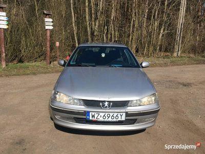 używany Peugeot 406 2.0 HDI Doiwestowany 6l/ 100 km