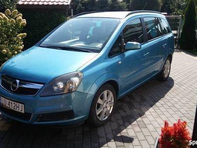 używany Opel Zafira 1.9CDTI 120KM 7 osobowy 2006r.