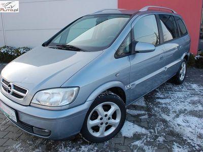 gebraucht Opel Zafira 1.8dm3 125KM 2005r. 180 980km 1.8 Benzyna ,7-osobowa.Opłacona