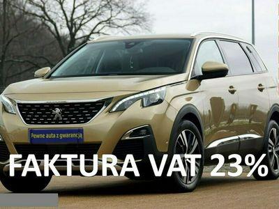 używany Peugeot 5008 2dm 150KM 2018r. 97 341km