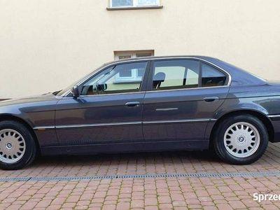 używany BMW 728 Seria 7 i 2,8 benzyna 193KM Automat Film Opłacony Zam