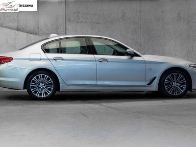 brugt BMW 520 seria 5 2dm3 190KM 2018r. 26 169km d xDrive Sport Line | HiFi | Kam.Cofania | Navi |