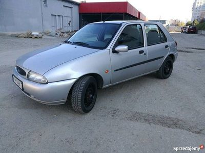 używany Ford Fiesta mk4 1999r. 1.25 benzyna